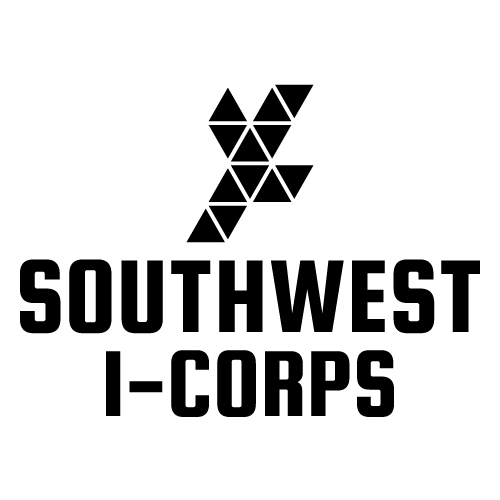 Southwest I-Corps logo