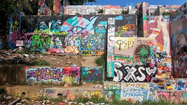 Graffiti Park prior to 2019
